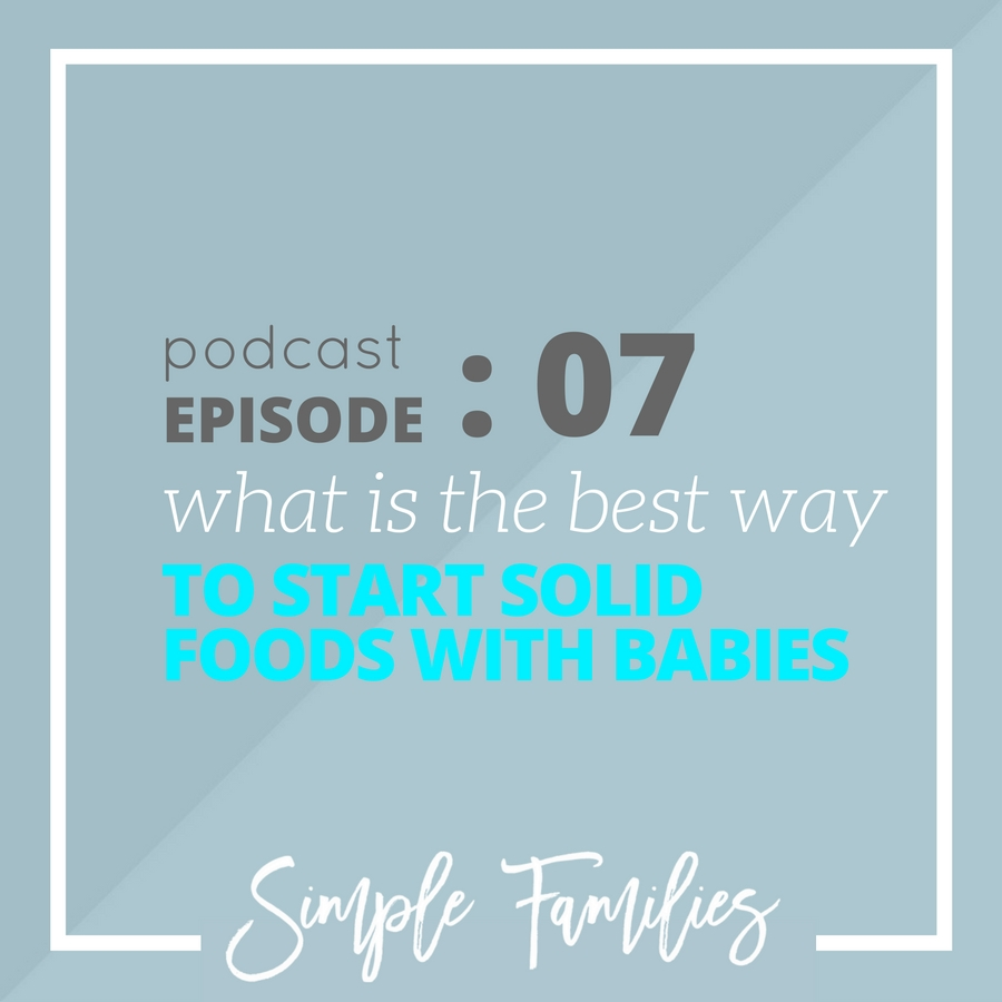 What Is the Best Way to Start Solid Food with Babies?