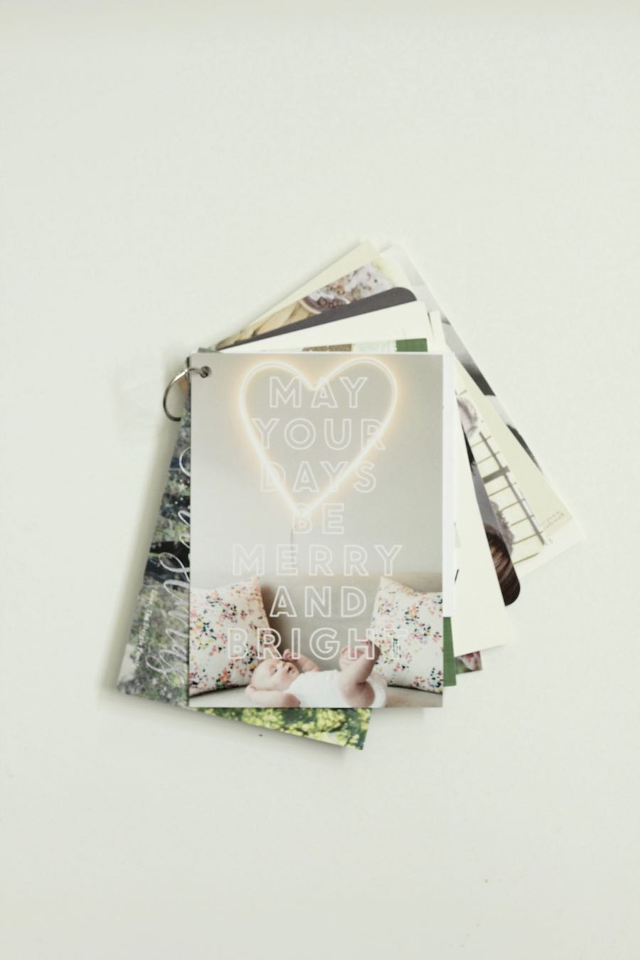 Upcycle/Repurpose Your Holiday Cards
