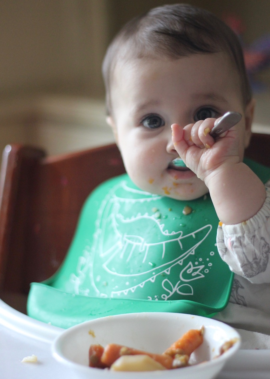 Getting Started With Baby Led Weaning