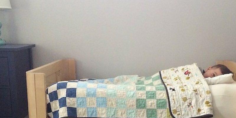 Should I change my toddler's bedroom?
