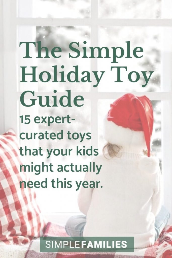 holiday toy guide