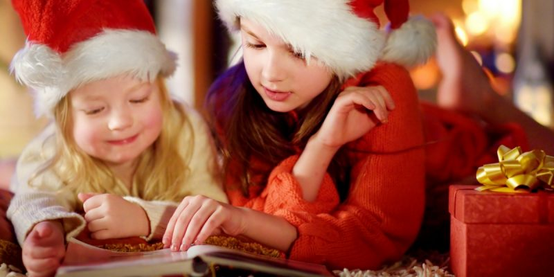 5 Non-Traditional Christmas Books That Your Kids Will Love