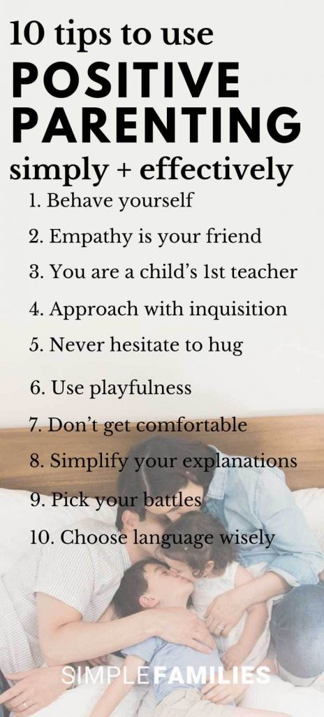 positive parenting solutions how to parent positively