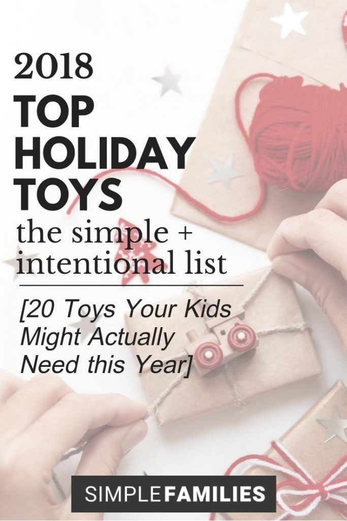 2018 top holiday toys list